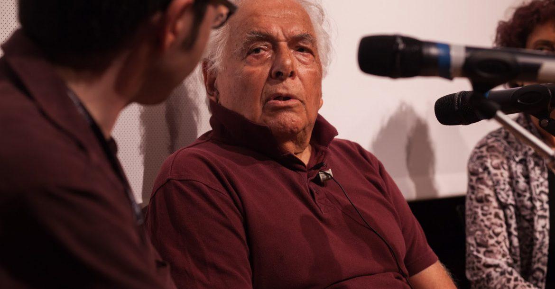 ابراهیم گلستان ، بزرگمرد سینما و ادبیات ایران ۹۶ ساله شد
