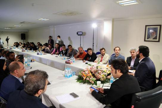 گزارش نشست خبری جشنواره فیلم کوتاه تهران