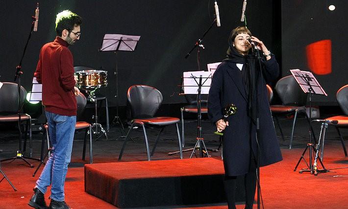 کتایون پرمر و محمد روحبخش برنده جایزه بهترین تدوین