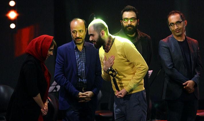 """سیاوش شهابی کارگردان فیلم """" تشریح"""" ، پر افتخار ترین فیلم جشنواره امسال"""