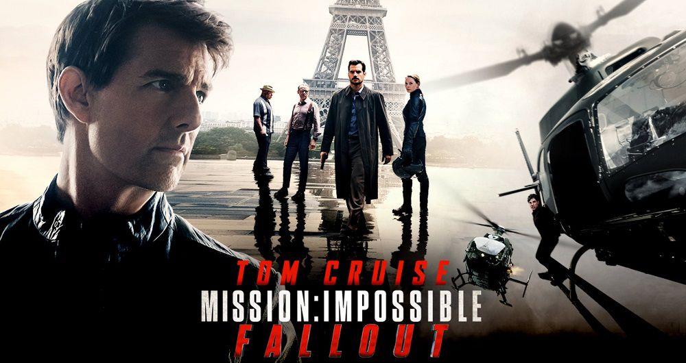 نقد فیلم ماموریت غیر ممکن: فال اوت