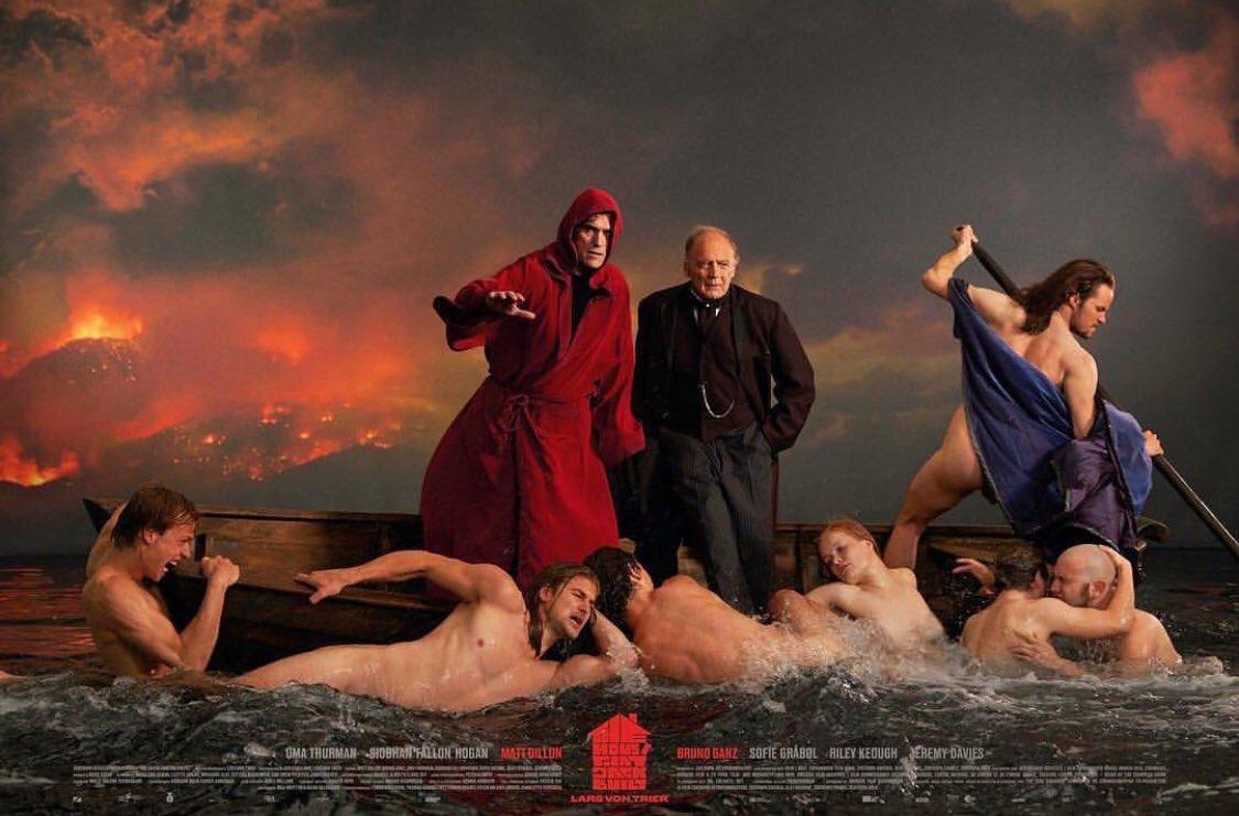 """فروپاشی جسم همچون زایش یک اثر هنری: نگاهی به فیلم """" خانه ای که جک ساخت"""" ساخته لارس فون تریر"""