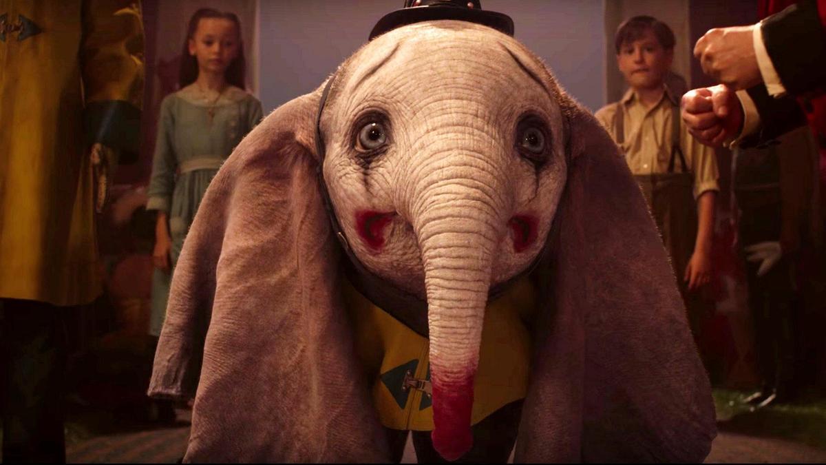 دامبو،ساخته جدید تیم برتون پر فروش ترین فیلم سینماهای آمریکا