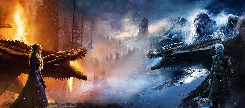 جلوه ای باشکوه از نبرد آتش و یخ:نگاهی به اپیزود سوم از فصل هشتم سریال بازی تاج و تخت