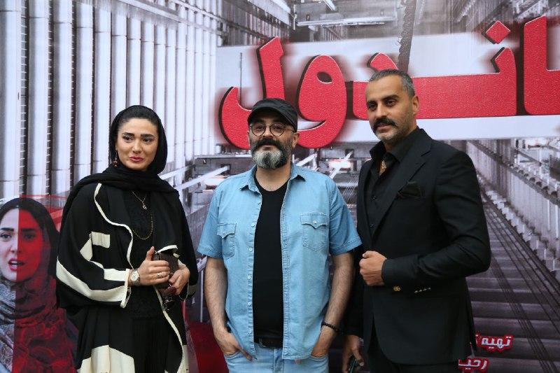 """آیین اکران خصوصی فیلم کوتاه """"پاندول"""" برگزار شد + گزارش تصویری"""