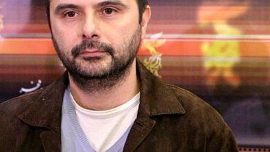 علی مصفا تهیه کننده فیلم فرنوش صمدی