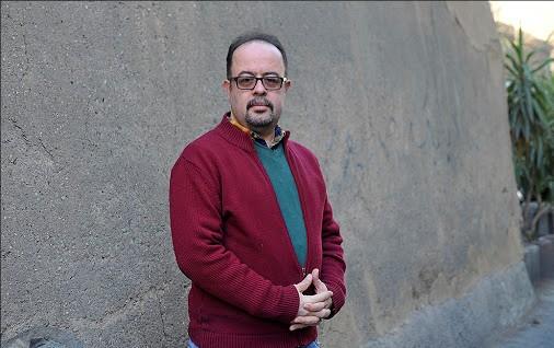 """بهزاد خورشیدی طراح پوستر اجرای """" وحشی نفرت انگیز """""""