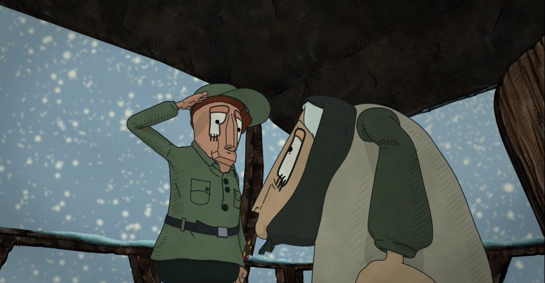 دو جایزه جهانی برای انیمیشن «چشم انداز خالی» ساخته علی زارع قنات نوی