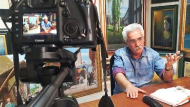 گفتگو با محمد علی حدت درباره تاریخ پوستر در سینمای ایران