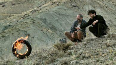 فیلمبرداری فیلم سینمایی «آتابای» به کارگردانی و تهیه کنندگی نیکی کریمی به نیمه رسید.