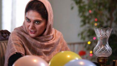 سودابه بیضایی در نمایی از فیلم ریست به کارگردانی محمدرضا لطفی